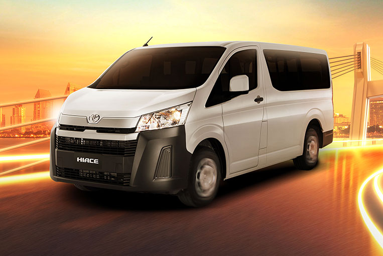 36b8eba321 The all-new Hiace Commuter continues to serve Filipinos. PHOTO FROM TOYOTA