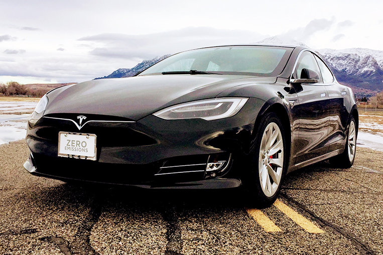 This Tesla Is Probably The Fastest Bulletproof Car Visor Ph
