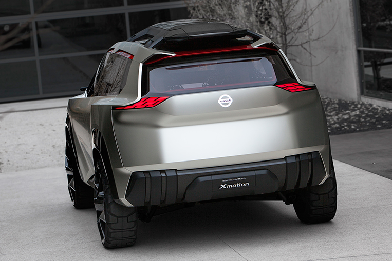 Could this car be the future Nissan X-Trail? | VISOR PH