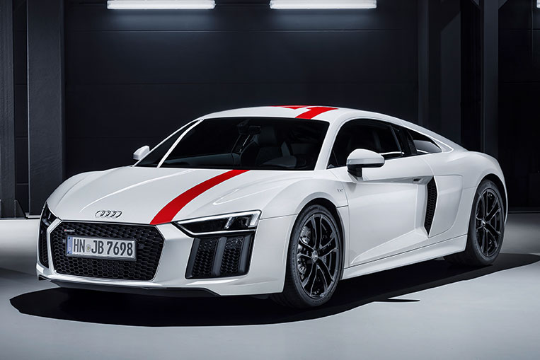 Drifting Enthusiasts Will Absolutely Love This Sports Car. PHOTO FROM AUDI