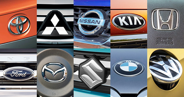 Ranking Philippine Car Brands Based On 2017 Sales Growth Visor Ph