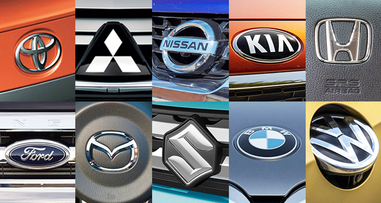 Car Manufacturers By Sales 2018 Mail: Ranking Philippine Car Brands Based On 2017 Sales Growth