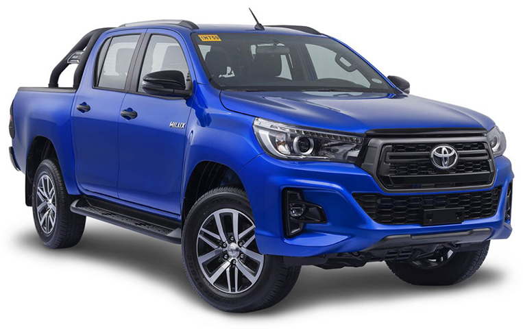 The new Toyota Hilux Conquest in all its glory | VISOR PH
