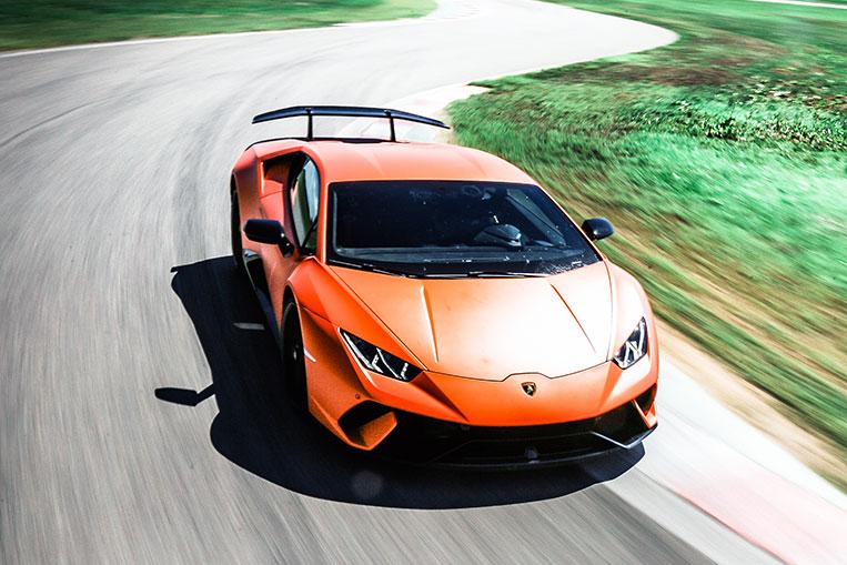 Lamborghini To Give Huracan Performante A Roadster Version Visor Ph