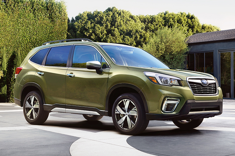 Is the new Subaru Forester more work and less play? | VISOR PH