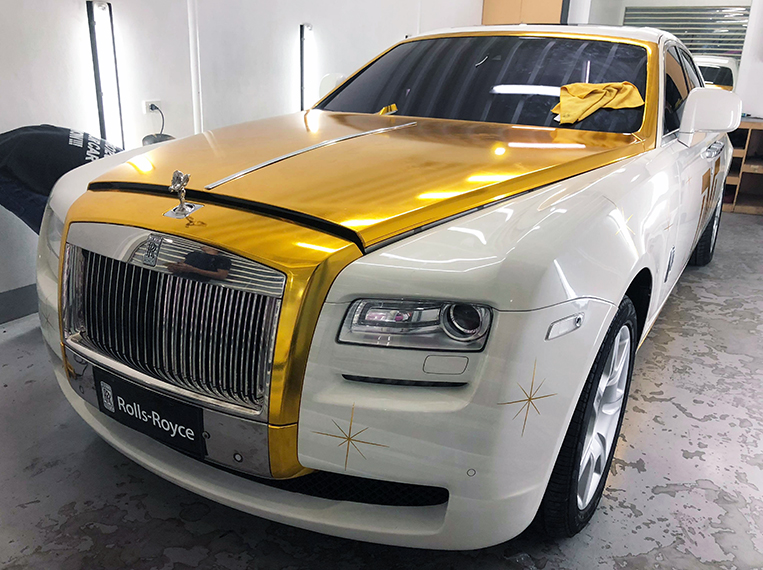 Here are the cars for Floyd Mayweather's Philippine tour ...