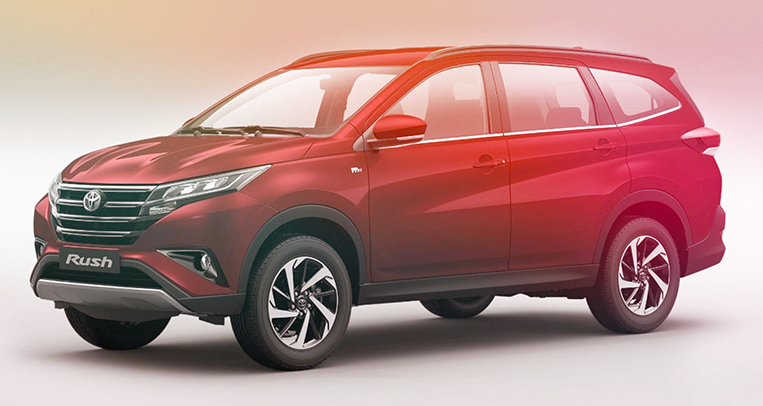 Here are the specs and prices of the Toyota Rush | VISOR PH
