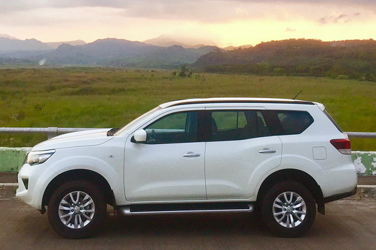 Is The Base Nissan Terra 4×2 MT Worth Your Money?