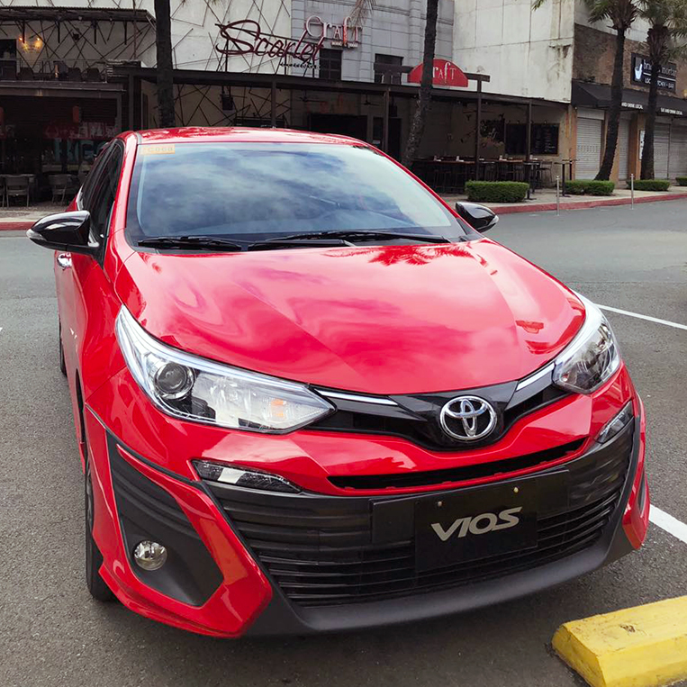 New Toyota Vios Specifications Features And Prices Visor Ph