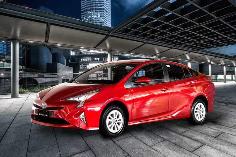 The Prius Is Best Ing Hybrid Car In History Photo From Toyota