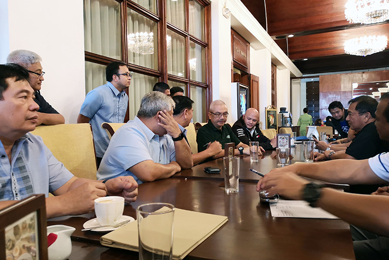 Off-road vehicle clubs meet with LTO to sort out mod issue | VISOR PH
