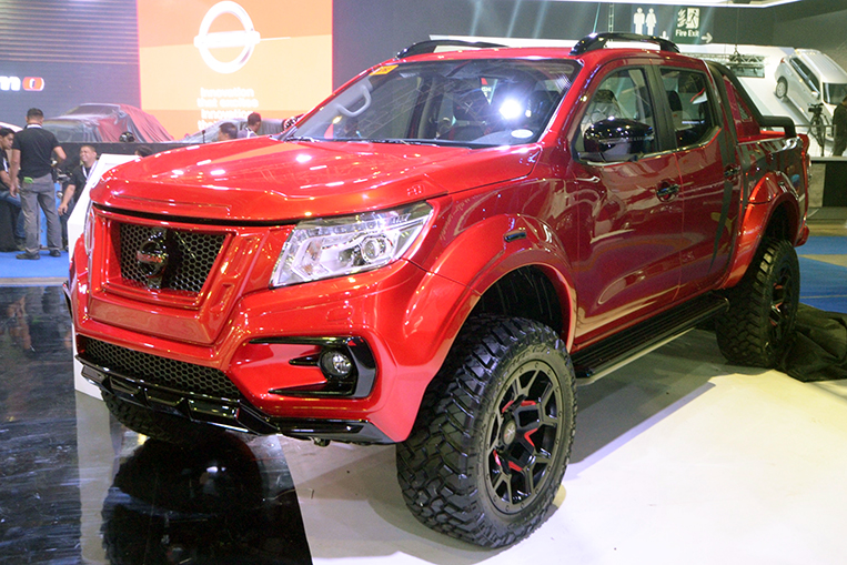 Sorry But The Nissan Navara Warrior X Isn T For Sale