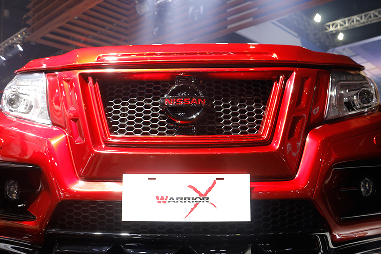 Sorry But The Nissan Navara Warrior X Isn T For Sale Visor Ph