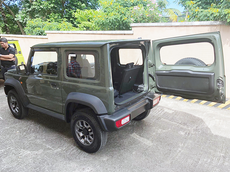 The All New Suzuki Jimny Is Already In The Philippines Visor Ph