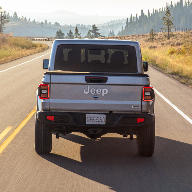 Jeep Revives Gladiator Name For New Pickup Truck