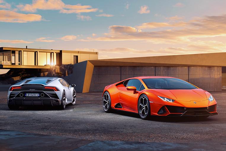 The Lamborghini Huracan Evo Is Faster And Has More Toys Visor Ph