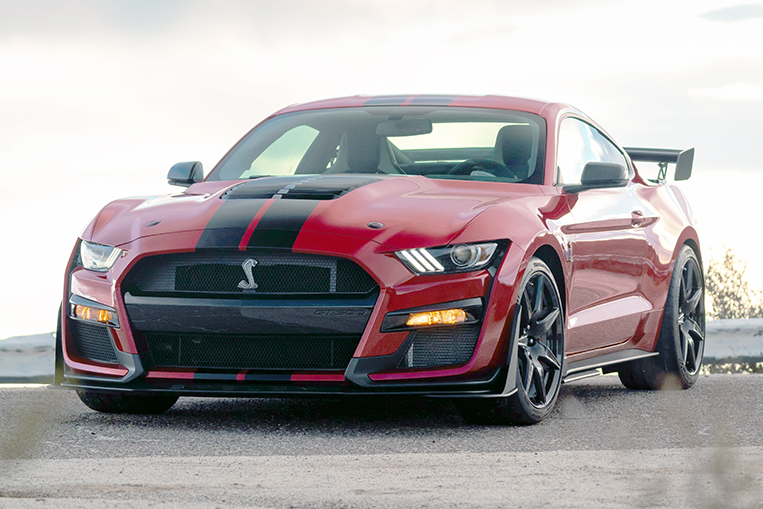The all-new Shelby GT500 is raw madness on wheels | VISOR PH