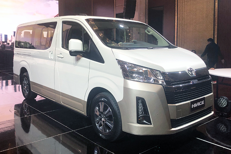 2981994325 The all-new Toyota Hiace doesn t look familiar