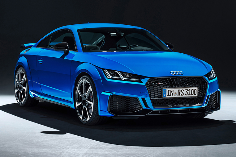 Audi's TT RS coupe is sharper and hotter than ever | VISOR PH