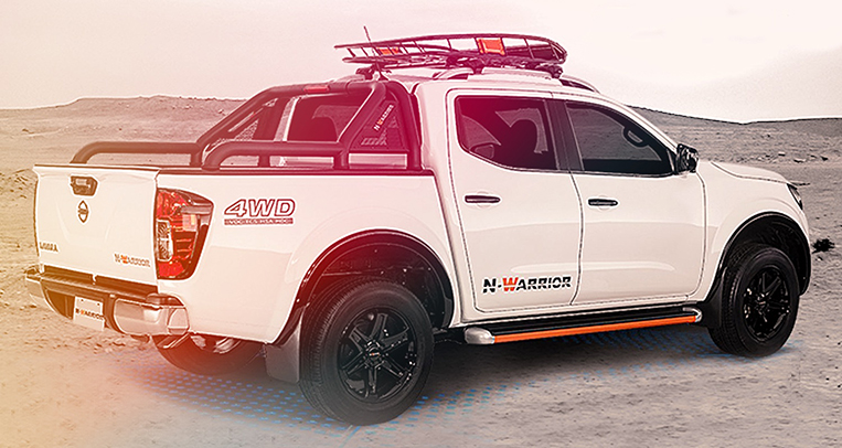 N-Warrior package is now available for the Nissan Navara | VISOR PH