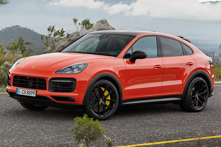 It Took A While But Porsche Now Has An Suv Coupe Visor Ph