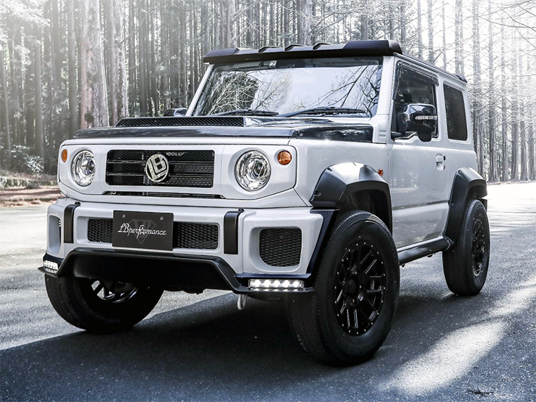 5 modified Suzuki Jimnys that will inspire new owners | VISOR PH