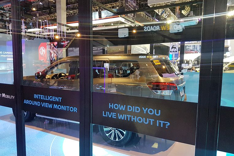 At MIAS 2019, Nissan's booth was the best of the lot   VISOR PH