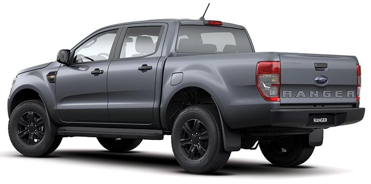 The Ford Ranger Has A New Xls Sport Variant Visor Ph