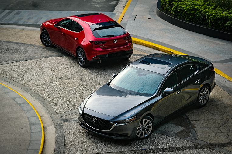 The All New Mazda 3 Is Officially Here Specs And Prices Visor Ph