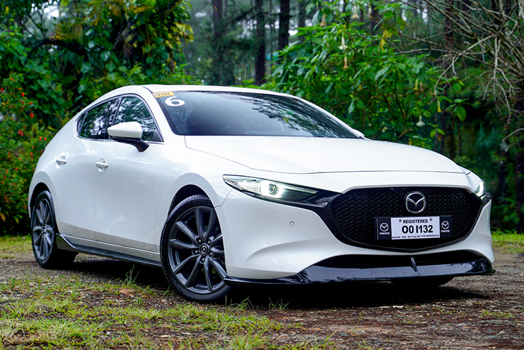 What Separates The Mazda 3 Speed From The Other Variants Visor Ph