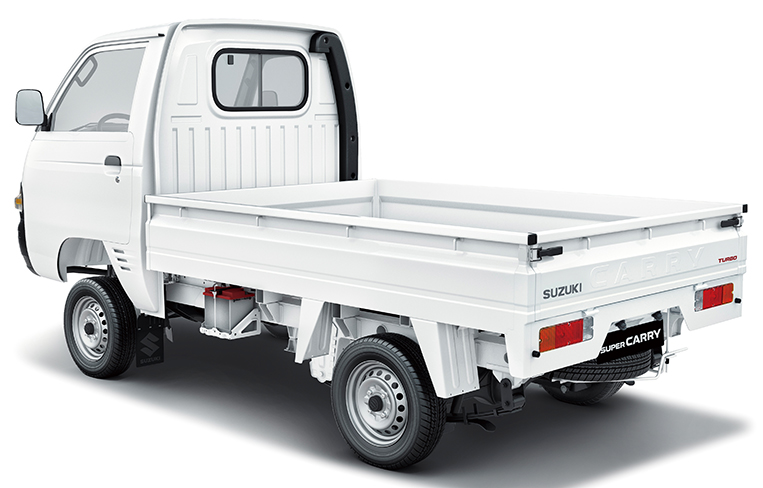 The New Suzuki Carry Is A Small Truck That Does Big Things Visor Ph
