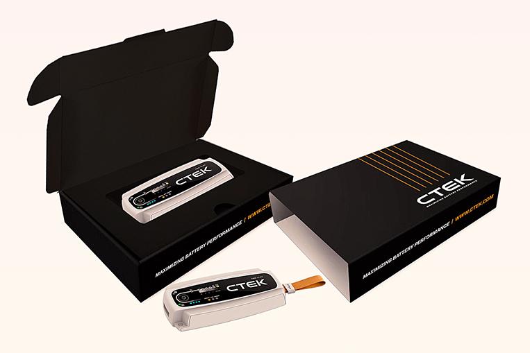 CTEK car battery charger