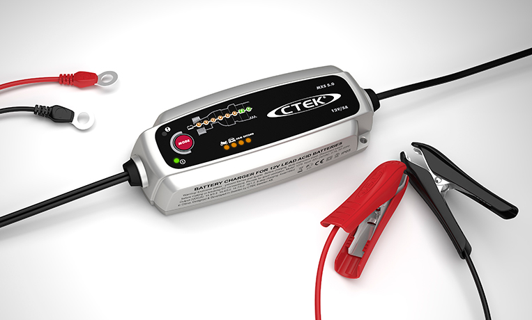 CTEK car battery charger