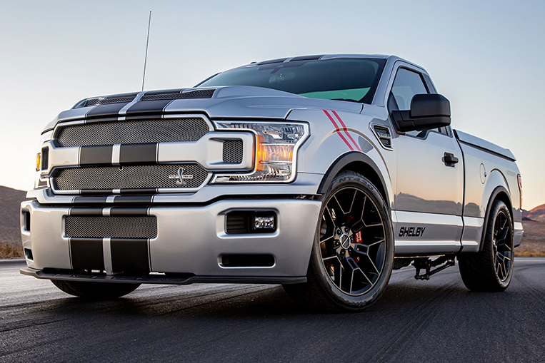 The Shelby F 150 Super Snake Sport Is One Seriously Souped Up Truck Visor Ph