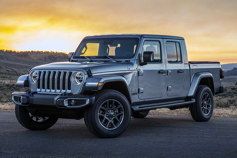 The Jeep Gladiator Is Coming To Ph This Year Visor Ph
